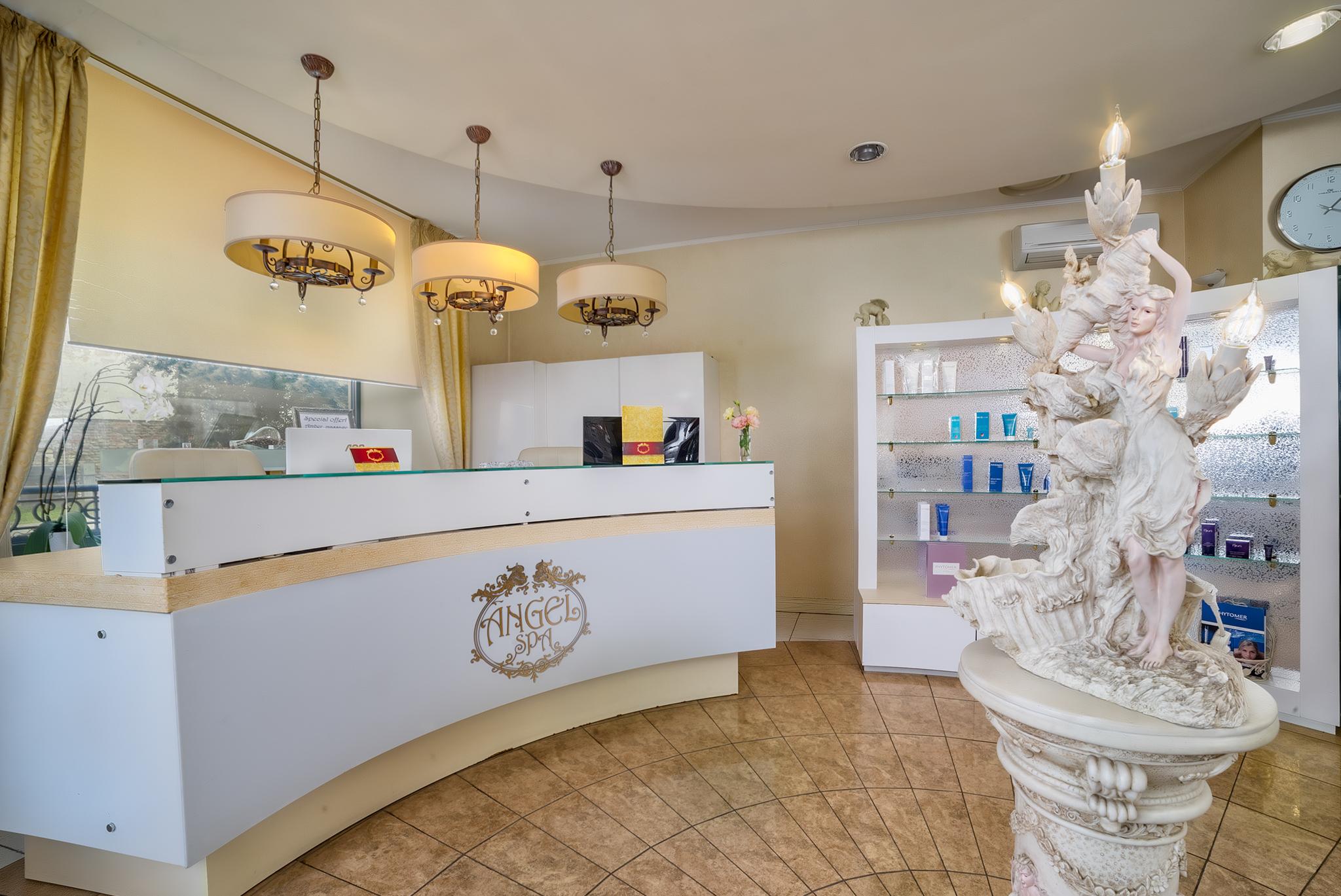 Gallery Exquisite Spa Salon Interior Design In Vilnius Angel Spa